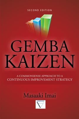 Gemba Kaizen By Imai, Masaaki