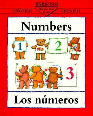 Numbers Los Numeros By Beaton, Clare (ILT)
